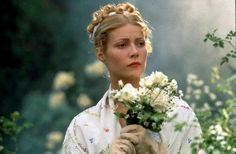 Gwyneth Paltrow as Emma  (Danish Film Institute - Flowers in Film Stills/ An Exhibition)