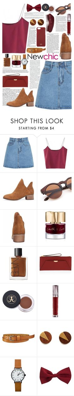 """""""#newchic"""" by isabellagrant001 ❤ liked on Polyvore featuring Smith & Cult, NARS Cosmetics, Henri Bendel, Urban Decay, Uniqlo, New Look, Native Union, chic, New and newchic"""