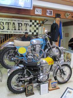 1966 bsa hornet   1966 BSA Victor 441cc