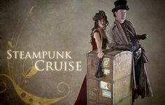 Steampunk on the High Seas! Awesome how mainstream this love of mine has gotten! Steampunk rules!