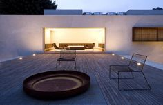 a bedroom in the rooftop