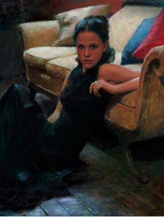Figurative Paintings by Casey Baugh