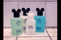 Mickey's toiletries by kasaikun16