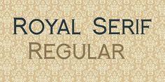 Siamo lieti di presentare la nascita di un nuovo font gratuito di nostra creazione, benvenuto Royal Serif!! Potete scaricarlo gratuitamente in questa pagina del nostro sito web: http://www.tipografiavittoria.com/approfondimenti-stampa/download-font-caratteri-programmi-software-risorse-gratuite/