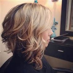 inverted bob with stacked back bangs - Bing images