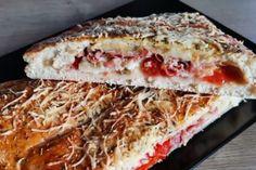 Cuisi'Ness - Recettes rapides et faciles pour parents pressés ! Calzone, Brie, Mozarella, Lasagna, Cooking, Ethnic Recipes, Food, Parents, Herbes De Provence