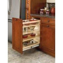 Cabinet Pullout Grooming Organizer For Bathroom Vanity In