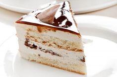 Кофейно-творожный торт: вкусный и простой рецепт