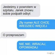 Funny Sms, Funny Messages, Haha Funny, Lol, Polish Memes, Best Memes Ever, Pranks, Really Funny, I Laughed