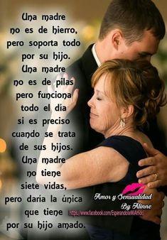 Imagenes Con Frases De Amor De Madre A Hijo Pensamientos Frases