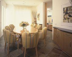 Seal Beach Residence Dining Room