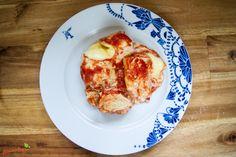 Bärlauch-Lasagne-Roll-Ups