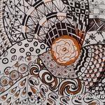 Minták Zen, Ferris Wheel, Fair Grounds, Doodles, Donut Tower, Doodle, Zentangle