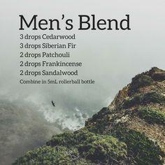Men's Blend