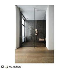 #Repost @oc_aphoto (@get_repost) . #belgianarchitecture #belgiandesign #shower #design #minimaldesign #tadelakt #odiloncreations #woodfloors #nobelflooring #k2a_project #metalinstallation #lightinarchitecture #reflexions #bathroom #permisdeconstruire #photooftheday #instagood #instadaily  Arch: @k2a_architecture  Shower finishes: @odilon_creations  Wooden floor : @nobelflooring  Deco: @permisdeconstruirebxl Photo: me ( @oc_aphoto )  #Regram via @odilon_creations)