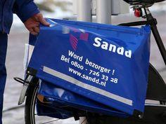 オランダ郵便PostNLのライバル会社 Sanddサービス開始
