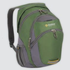 Perfect for the campus. Hype Day Pack to carry everything you need for a good day! www.outdoorproducts.com