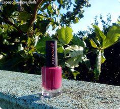 Espaço Sempre Bella: #Resenha - Esmalte Vinho Viola - Alta Moda É