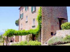 ▶ Prestigious farmhouse with breathtaking views in Monteleone d'Orvieto for sale in Umbria cpge001341 - YouTube