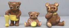 Hagen Renaker Bears