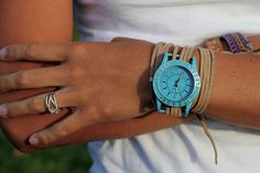 """Does a watch that's a bit more """"artsy"""" appeal to you?"""