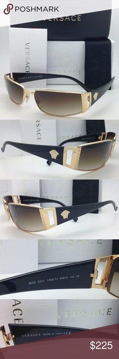 435702148b NWT 100% AUTHENTIC Versace Sunglasses 100% AUTHENTIC   Genuine   Brand NEW  VERSACE Sun