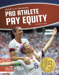 "Describes the pay gap between professional male and female athletes, including the history of the pay gap, reasons it still persists, and steps athletes are taking to reduce the gap. Includes critical ""Think About It"" questions and ""Case Study"" special features."