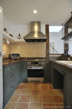 南フランスの旅の想い出を キッチン|HouseNote(ハウスノート)