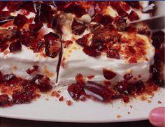Φανταστικό γλυκάκι του λεπτού με μπισκότα - σαντιγί & καραμέλα !! How To Make Cake, Food And Drink, Pudding, Sweet, Desserts, Recipes, Cakes, Deserts, Custard Pudding