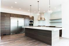 Murdock Builders is one of Utah's Premier Home Builders Custom Home Builders, Custom Homes, Mountain Modern, Utah, Kitchen, Home Decor, Cooking, Decoration Home, Room Decor