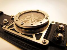 steampunk watch by Grioth - The I-RON