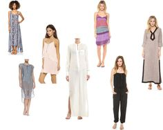 Chic Summer Cover-ups