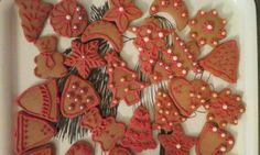 Home made gingerbread