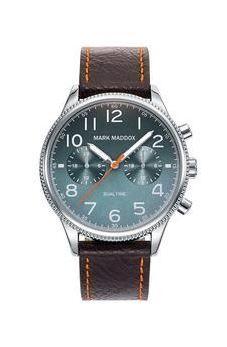 3588a7b9ca Reloj Mark Maddox Caballero Hc2003-65 Joyas Hombre, Pulseras Hombre, Diseño  De Joyas