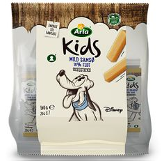 Arla Kids Ostesticks