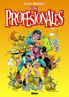 Los profesionales -Carlos Giménez