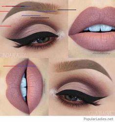 22 Pins Zu Schminke Fur 2020 Make Up Augen Schminkzeug Und Make Up
