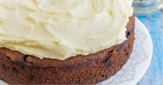 Take Another Trip To Dessert Land With This Chocolate Chip Buttermilk Cake