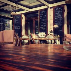 Bistro - Café & Crepérie, Bratislava, Slovakia.