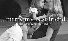 best friend, best guy friend, best girl friend, marry, marriage, friendship, commit