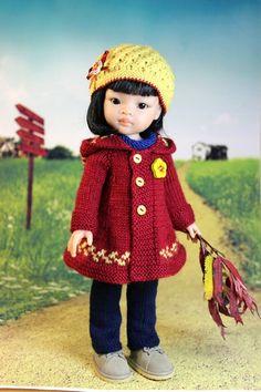 KasatkaDollsFashions - вязаная одежда для кукол   ВКонтакте