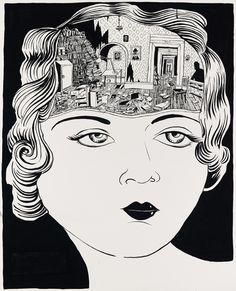 LE GUN - Bill Bragg Illustration