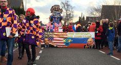 Terugkijken: Carnaval in Zwaag - NH | Noord-Holland 2016  Obama en Poetin