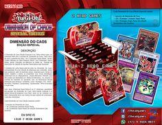 Yu-Gi-Oh! Especial - Dimensão do Caos Ed. Especial