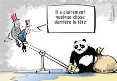 Quand la Chine dévalue le yuan