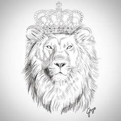 Esboço #sketch #lion #leão #draw #desenho #gugo #guarulhos #gugotattoo #tattoo #tatuaje #tattoosp #tatuagem