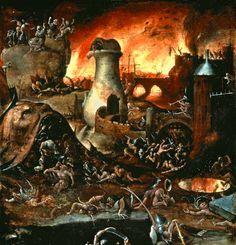 jeronimus bosch | Hell - Hieronymus Bosch als Kunstdruck oder handgemaltes…