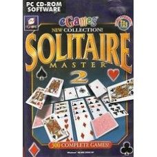 Solitaire Master 2 for PC from eGames/Greenstreet on CD