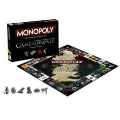 Comprar online Monopoly Juego de Tronos de  en Fnac.es. Comprar Monopoly Juego de Tronos, ver tracklist y comentarios online. 5% descuento en música para socios.