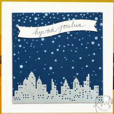 Itsetehty joulukortti on ilo antaa ja saada. Yle Pohjanmaa keräsi kuvia suomalaisten itsetekemistä joulukorteista. Korttiloistetta voi ihailla kuvagalleriassamme.